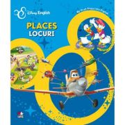 Places/ Locuri. My First Steps into English - Disney
