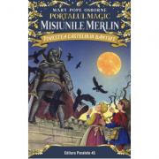 Povestea castelului bantuit. Portalul Magic. Misiunile Merlin nr. 2 - Mary Pope Osborne