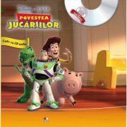 Povestea jucariilor (Carte + CD audio) - Disney