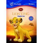 Povesti bilingve. The Lion King. Regele Leu - Disney English, nivelul 2