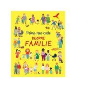 Prima mea carte despre familie - Usborne