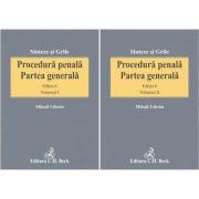 Procedura penala. Partea generala, volumele I si II. Editia 6 - Mihail Udroiu
