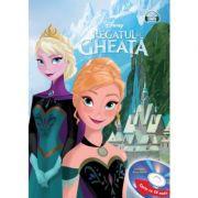 Regatul de gheata Ed. prescurtata (Carte + CD audio) - Disney