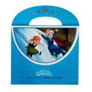 Regatul de gheata. Anna si Elsa: Vremea copilariei. Carte tip posetuta - Disney