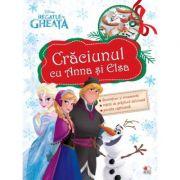 Regatul de gheata. Craciunul cu Anna si Elsa - Disney