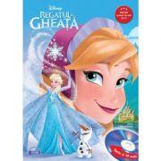 Regatul de gheata (Carte + CD audio) - Disney