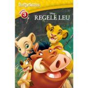 Regele leu. Invat sa citesc (nivelul 3) - Disney