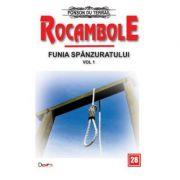 Rocambole 28-Funia spanzuratului 1/2 - Ponson du Terrail