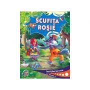 Scufita Rosie - Invatam sa citim la grupa 0