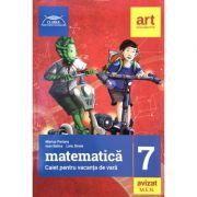 Clubul matematicienilor (Editia 2019) - Caiet matematica pentru vacanta de vara clasa a 7-a