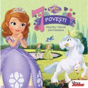 Sofia Intai. 7 povesti pentru toata saptamana - Disney