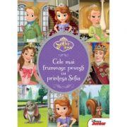 Sofia Intai. Cele mai frumoase povesti cu printesa Sofia - Disney