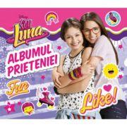 Soy Luna. Albumul prieteniei - Colectia Disney
