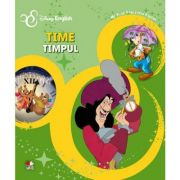 Time/ Timpul. My First Steps into English - Disney