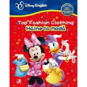 Top Fashion Clothing. Haine la moda - Disney English