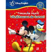 Treasure Hunt. Vanatoarea de comori - Disney English