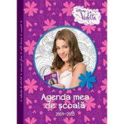 Violetta. Agenda mea de scoala - Disney