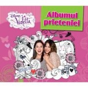 Violetta. Albumul prieteniei - Disney