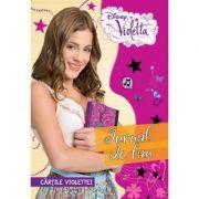 Violetta. Jurnal de fan. Cartile Violettei - Disney