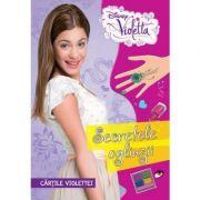 Violetta. Secretele oglinzii. Cartile Violettei - Disney