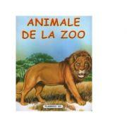 Animale de la zoo - Victoria Milescu
