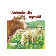 Animale din ograda (pliant cartonat) - Nicolae Saftoiu