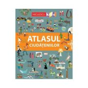 Atlasul ciudateniilor - Clive Gifford