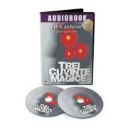 Audiobook. Trei cuvinte magice - Uell S. Andersen