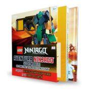 Aventura Ninjago. 50 de modele de construit cu piesele tale lego - DK