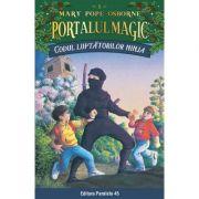 Codul luptatorilor Ninja. Portalul Magic nr. 5 - Mary Pope Osborne
