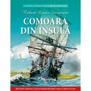 Comoara din insula. Clasicii literaturii in benzi desenate - Robert Louis Stevenson