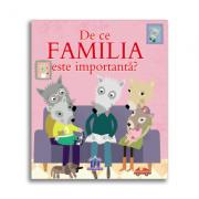 De ce familia este importanta? - Sophie Bellier