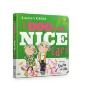 Dog With Nice Ears Board Book - Lauren Child