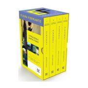 Tetralogia Napolitana, 4 volume - Elena Ferrante