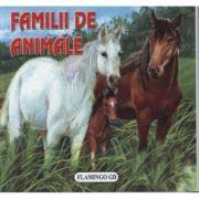 Familii de animale - pliata