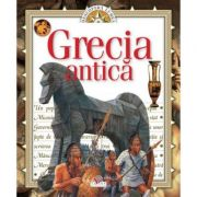 Grecia Antica. Descopera Lumea (Vol. 1)