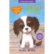 Henry, catelusul de pe plaja. Prima mea lectura - Holly Webb