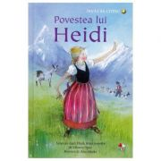 Invat sa citesc. Povestea lui Heidi - Nivelul 4 - Mary Sebag-Montefiore