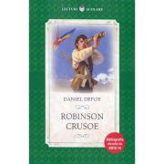 Lecturi scolare. Robinson Crusoe - Daniel Defoe