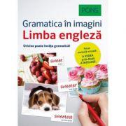 Limba engleza. Gramatica in imagini - Pons