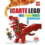 Marea carte Lego. Idei ce dau viata caramizilor tale - Daniel Lipkowitz