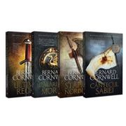 Pachet Ultimul Regat - 4 volume - Bernard Cornwell