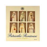 Patriarhii Romaniei. Evocari omagiale (album)