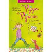 Pippa Piperas. O eleva noua. Prima mea lectura - Charlotte Habersack