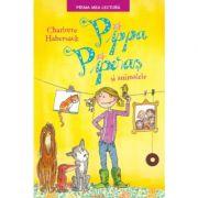 Pippa Piperas si animalele. Prima mea lectura - Charlotte Habersack