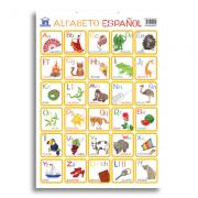 Plansa - Alfabetul ilustrat al limbii spaniole