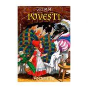 Povesti, volumul I - Fratii Grimm