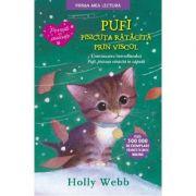Pufi, pisicuta ratacita prin viscol. Prima mea lectura - Holly Webb