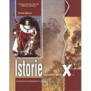 Manual istorie clasa a X-a - Valentin Balutoiu