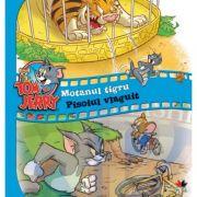 Tom & Jerry. Motanul tigru. Pisoiul vlaguit